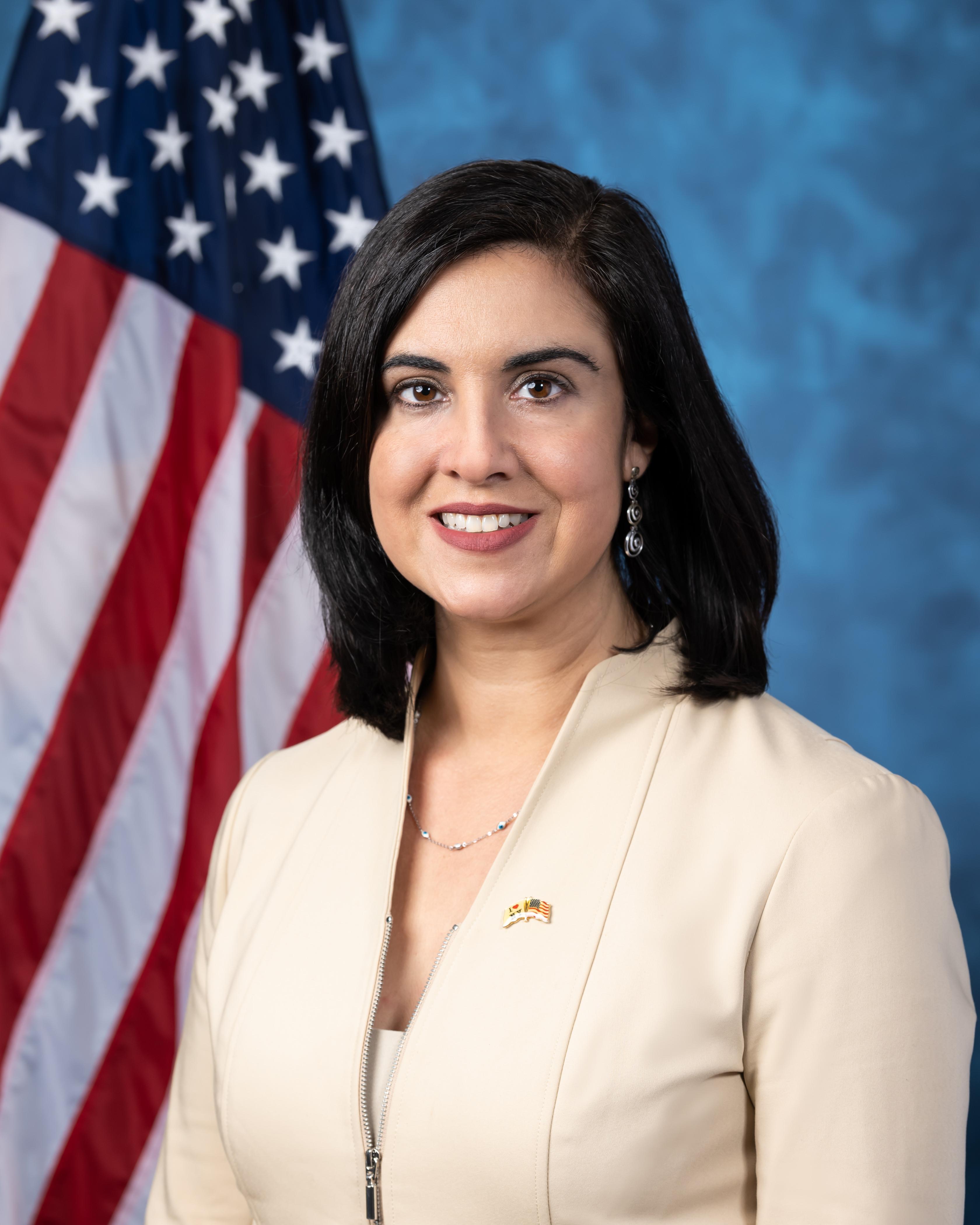 Representative Nicole Malliotakis New York's 11th Congressional District